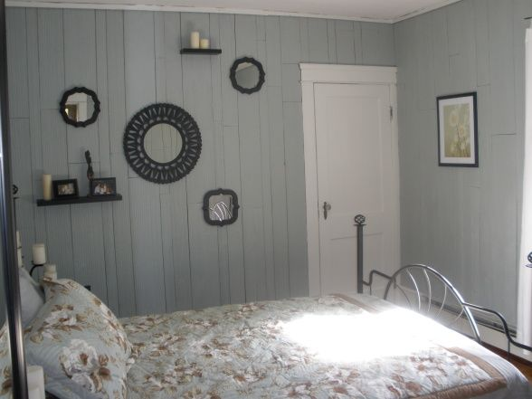 Dark Paneling Makeover   Bedroom Designs   Decorating Ideas   HGTV Rate My  Space