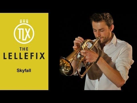 Home - Michel Bublé - Trumpet cover (Flugelhorn) - YouTube