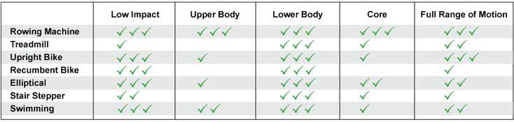 Recumbent Bike vs Upright Bike Benefits [Infographic]