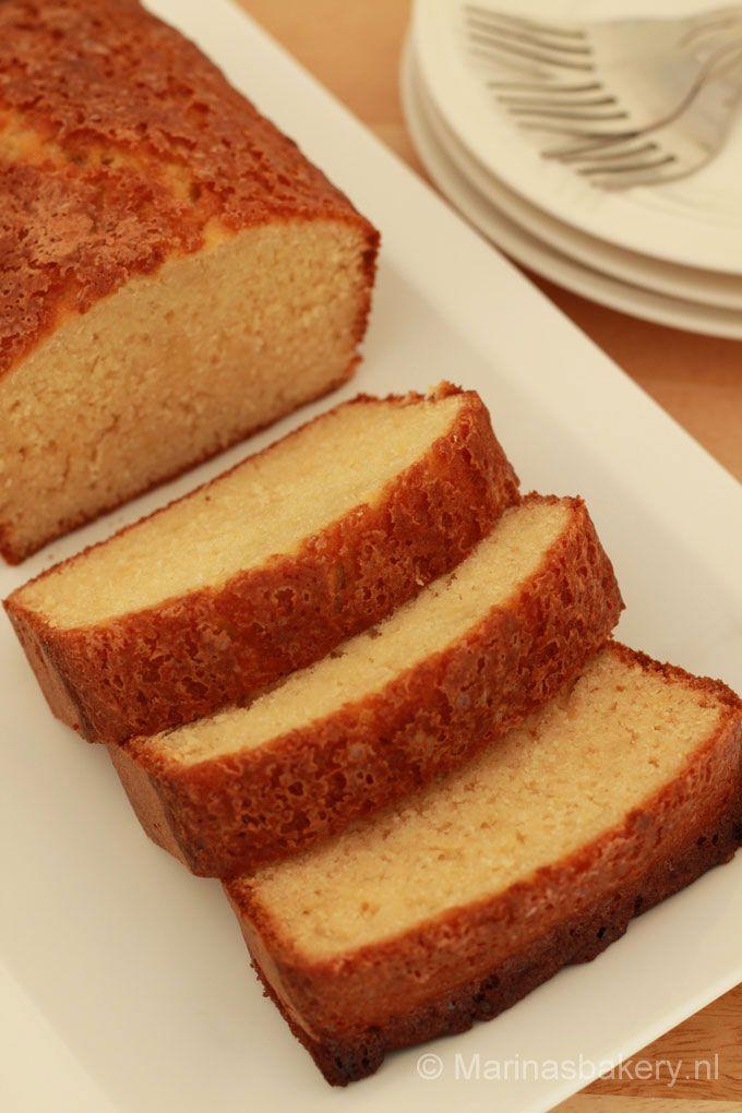 koemelkvrije cake