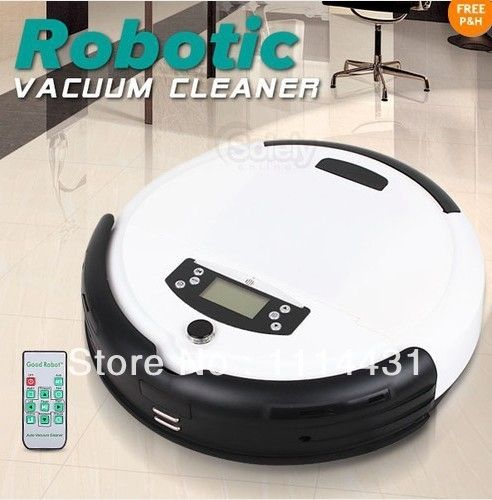 224.00$  Watch now - http://ali6vw.worldwells.pw/go.php?t=1644183266 - (Free To Russia)The Big Dust Bin 0.7L Dry and Wet Vacuum Cleaning Robot+ Auto Recharged +Virtual Wall+Moping+UV lights