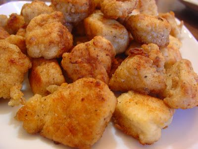 Chick-Fil-A Bites- Success! They tasted just like the chain! # 3 all time Pinterest favorite to date.
