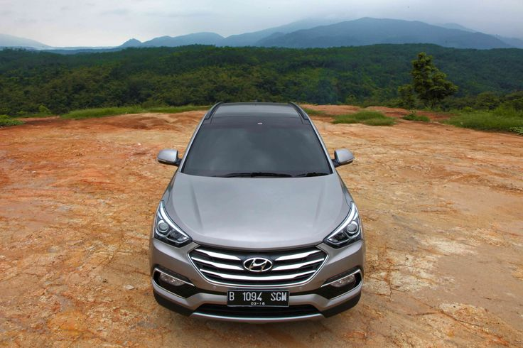 the All New HYUNDAI SANTA-FE 2016