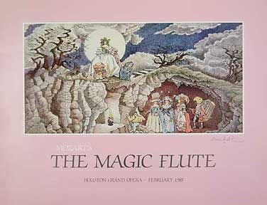 Image result for the magic flute premieres