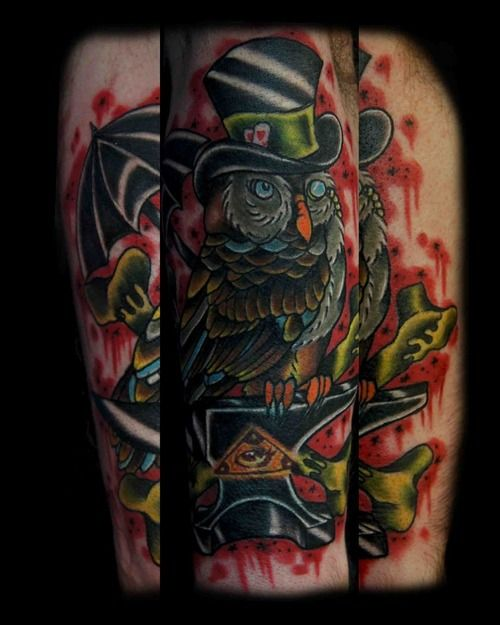 Tattoo Picture At Checkoutmyink Com: 25+ Best Ideas About Traditional Owl Tattoos On Pinterest