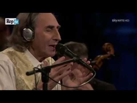 La cura - Franco Battiato (versione inedita) con orchestra