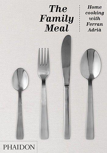 The Family Meal, Ferran Adrià
