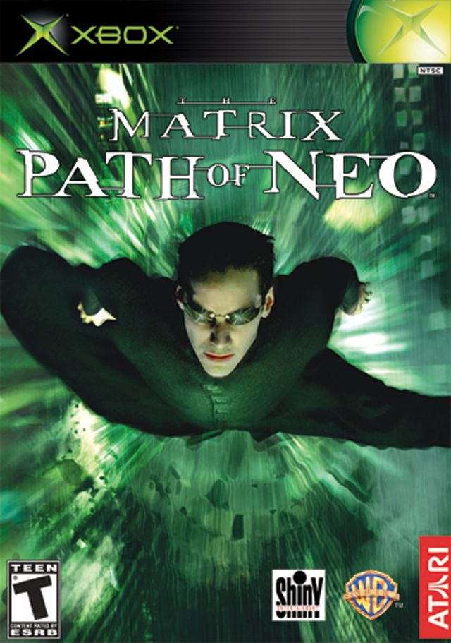 Matrix - Path of Neo   #ps2 #playstation2 #xbox #originalxbox #gaming #gamer #games #gamecube #neo #matrix #trinity #keanureeves #retro