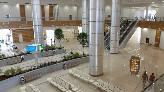 Greenbin @ #AshgabatBusTerminal Designed by #yaseminartutds. Found on greenbin.com.tr