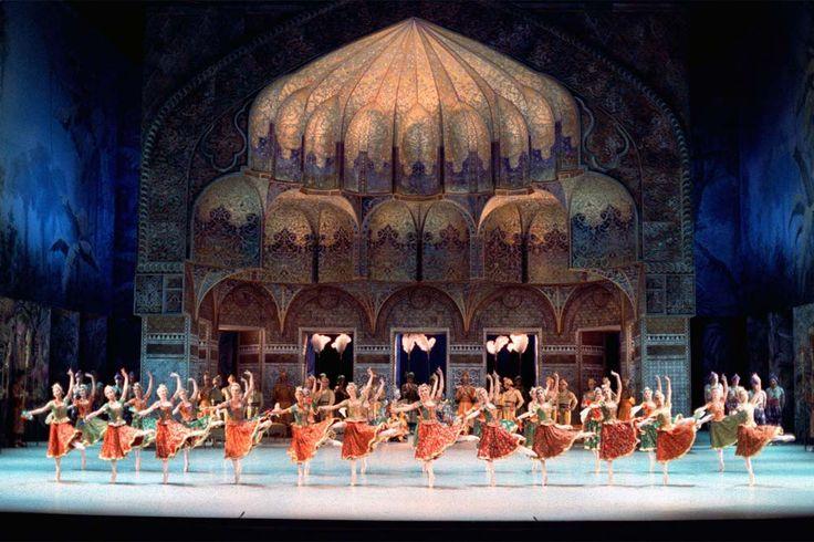 La bayadere Paris opera ballet