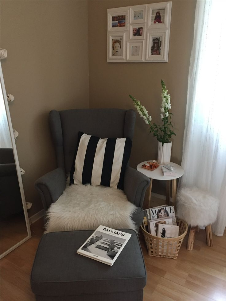 Interieur at home – Ohrensessel #ikea