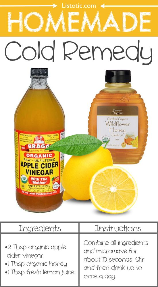 #3. Homemade Cold Remedy -- 22 Everyday Products You Can Easily Make From Home…
