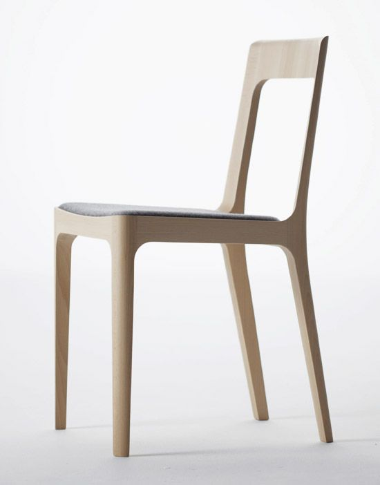 naoto fukasawa small chair hiroshima - designboom | architecture