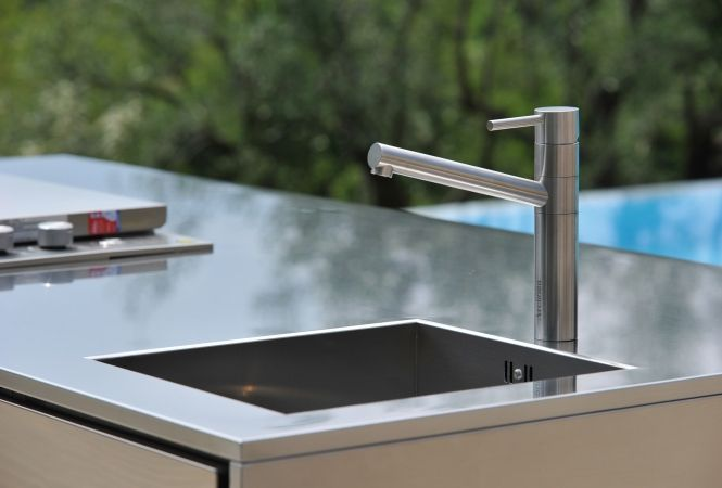 Artusi #Outdoor #kitchen #pool #design