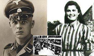 Jewish Auschwitz prisoner Helena Citronova's love for SS guard Franz Wunsch | Daily Mail Online