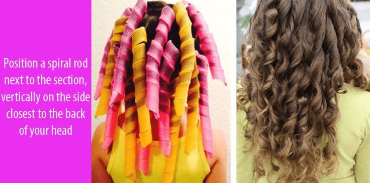 Ringlets or spiral curls are excellent looking for longer or length hair. If you have naturally wavy, curly and straight curl, you can do spiral curls within a short time and use a spiral curling iron.http://www.myhaircarecoach.com/ultimate-guide-how-to-use-spiral-curlers/