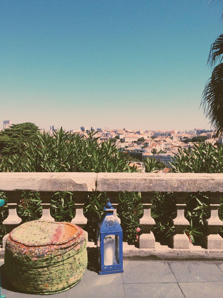 Lost in Esplanada, Lisboa