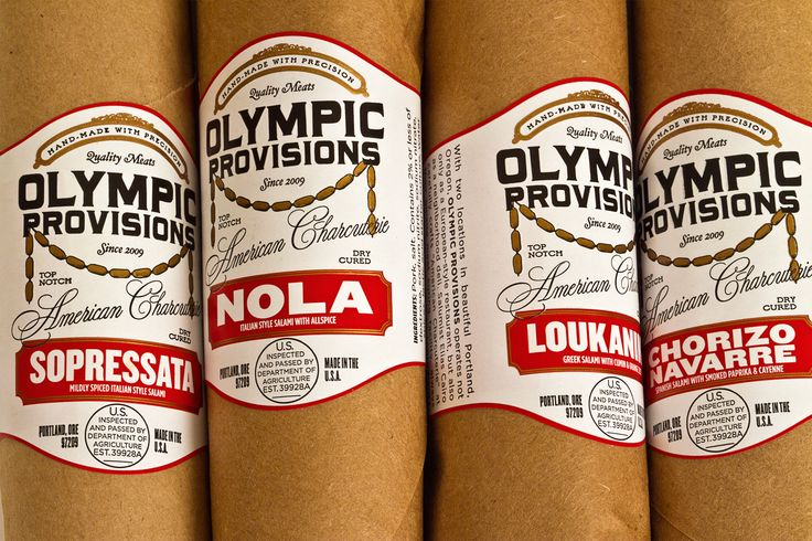 OLYMPIC PROVISIONS · Official Mfg. Co. / OMFGCO