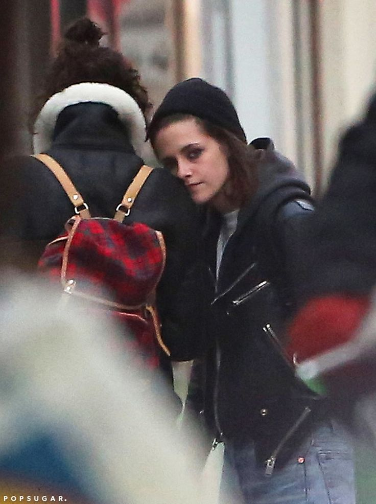 Kristen Stewart and Soko Hold Hands in Paris, Further Fuel Romance Rumors