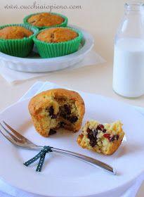 Cucchiaio pieno - yoga e receitas saudáveis vegetarianas e vegana! Com passo-a-passo e fotografia.: Muffins com cranberries