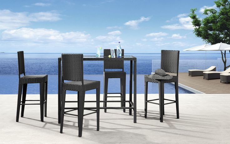 Modern Outdoor Furniture Miami Delectable Inspiration