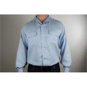 Baby Blue Shirt Ztomic Gab