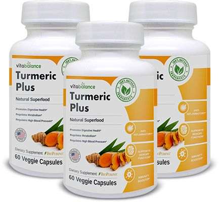 Turmeric is the popular superfood that is taking the health community by storm. With a ride range of medicinal properties and health benefits its easy to see why professionals and studies have indicated that Turmeric is a breakthough in superfoods. From weight loss, reduced blood pressure, and cognitive benefits, Turmeric Plus is an all natural formula of BioPerine and Turmeric extract.