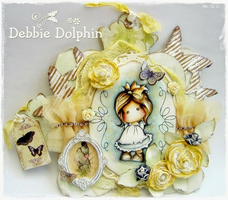 By Debbie Dolphin for The Ribbon Girl