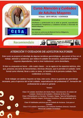 Siete Artes : ESPACIO CULTURAL SIETE ARTES: CURSO ATENCIÓN Y CUI...