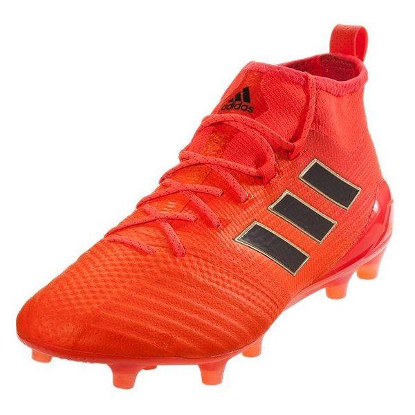87d5ba305f9 adidas Ace 17.1 FG Mens Soccer Cleats (Solar Orange)