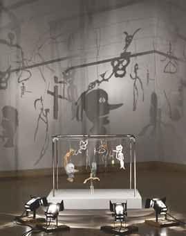 Christian Boltanski, Théâtre d'ombres (Theatre of Shadows)