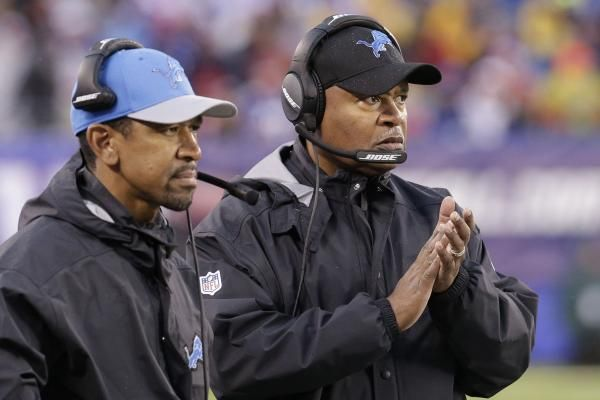 The Sports Xchange DETROIT -- Could Jim Caldwell be down to his final game as Detroit Lions coach?