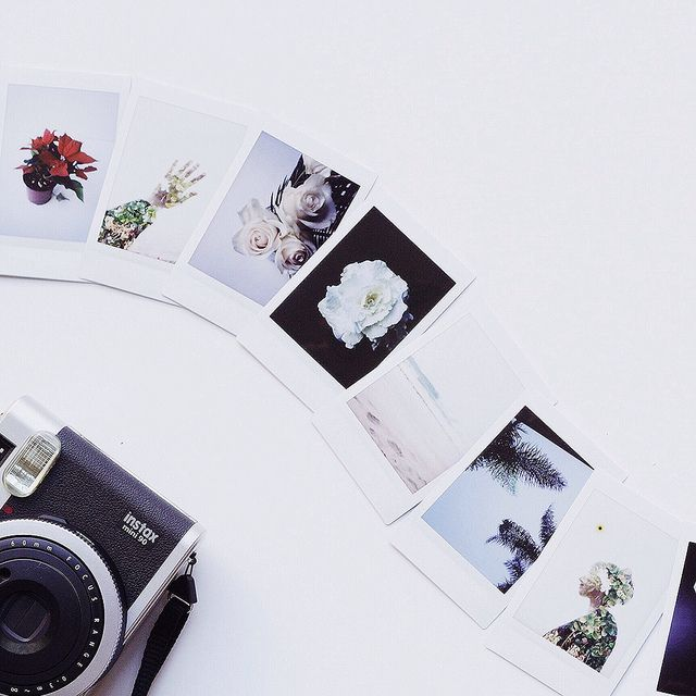 Just bought an instant camera, and I'm beyond excited. No better throwback to the good old days than a product that's this great.