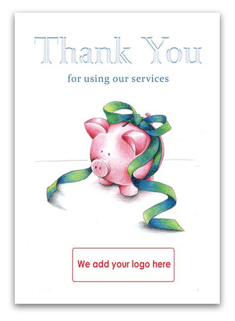 13 best thank you cards for financial advisors images on