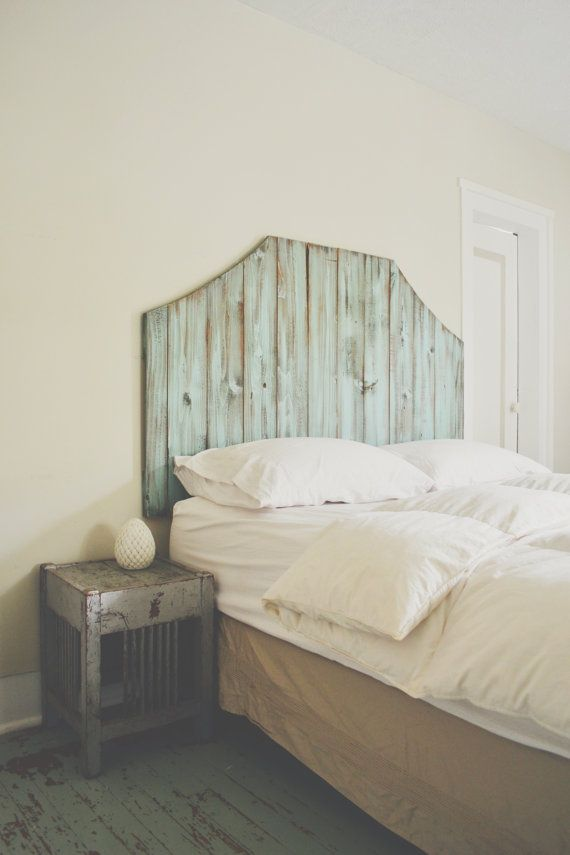 Just like The Atlas but a little less pronounced! - This headboard is built without legs...this saves you A LOT of money on shipping. Please message