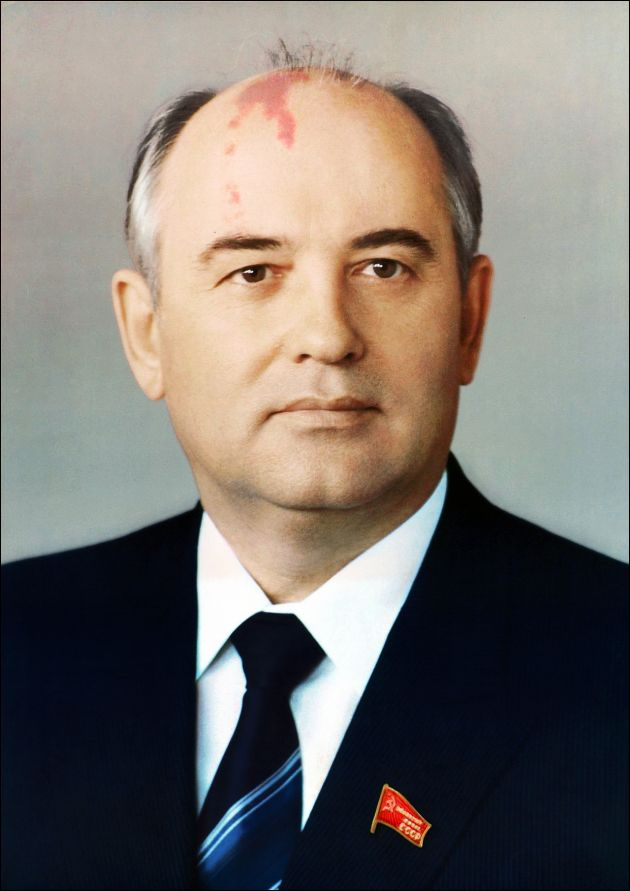 1990s- Gorbachev was a socialist Soviet leader who sought change in the quality of the life of citizens in the USSR. Glasnost is when he recognized the flaws in society, for example, alcoholism and desired to work them out. Uskorenie was a policy created to strengthen and overall better socialist systems. Perestroika was a policy towards fixing the economy.