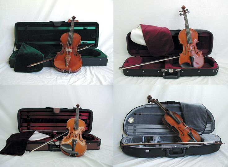 18 starter violin outfits—bow and case included—that cost $1,500 or less By Heather K. Scott Students first learning the violin often start with a school fiddle or a rental from the local music sho…
