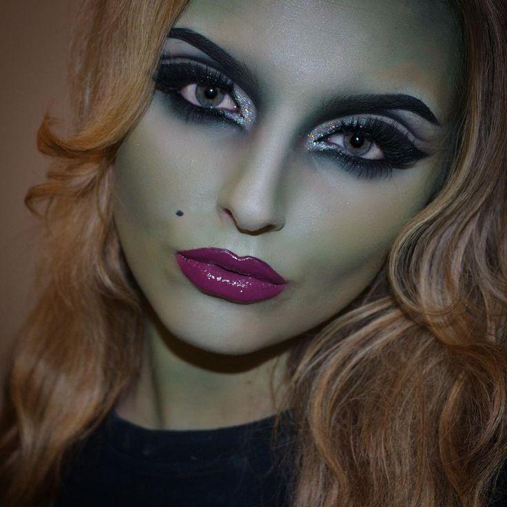 29 best Halloween Makeup images on Pinterest | Halloween makeup ...