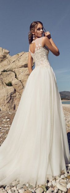 Wedding Dress by Lanesta Bridal - The Heart of The Ocean Collection