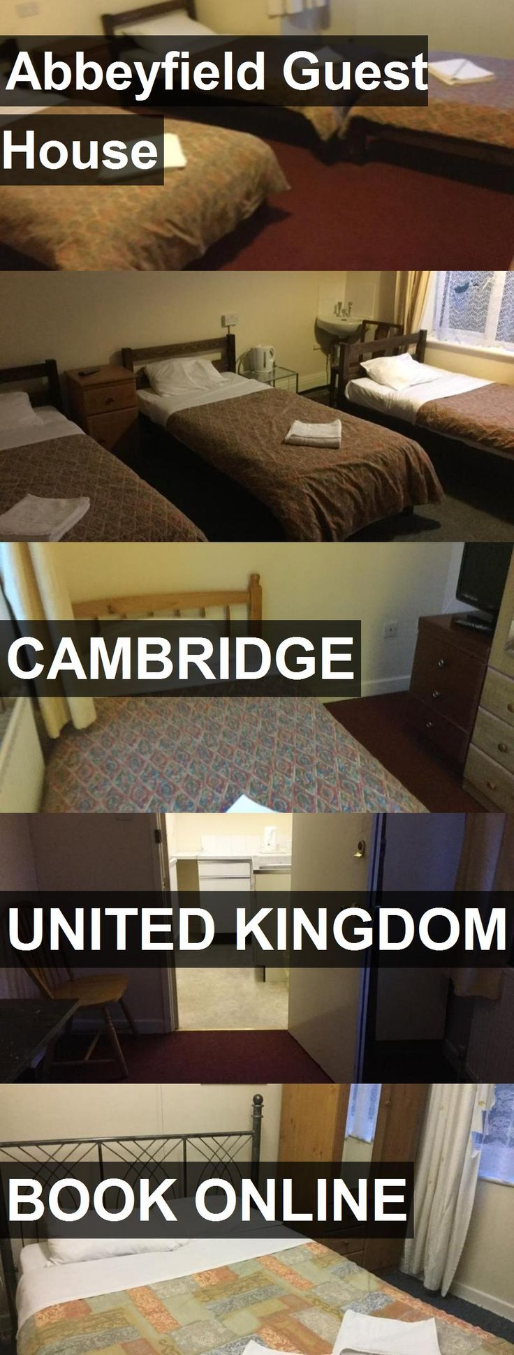 Abbeyfield Guest House in Cambridge, United Kingdom. For more information, photos, reviews and best prices please follow the link. #UnitedKingdom #Cambridge #travel #vacation #guesthouse