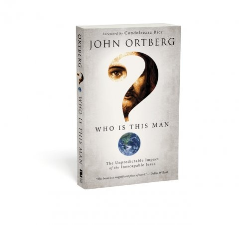 John Ortberg, Who Is This Man?