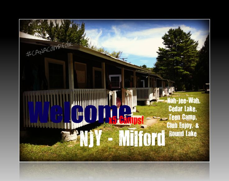 This is NJY Milford come meet them at the fair on the 15th of Jan 2014!#CANZCampFair