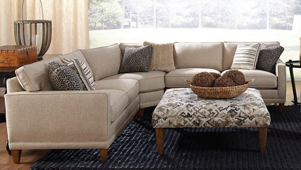 Rowe Townsend Rowe Townsend 3 Piece Sectional Jordan S Furniture Rowe Furniture Sectional Sofa 3 Piece Sectional Sofa