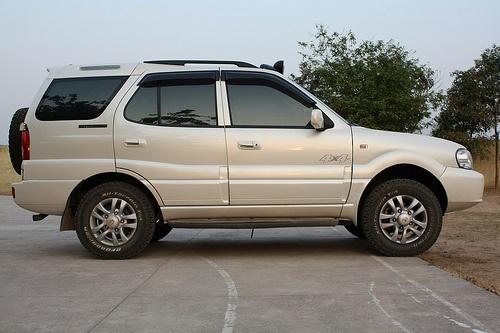 Tata Xenon DLE 22L Dicor 4x4