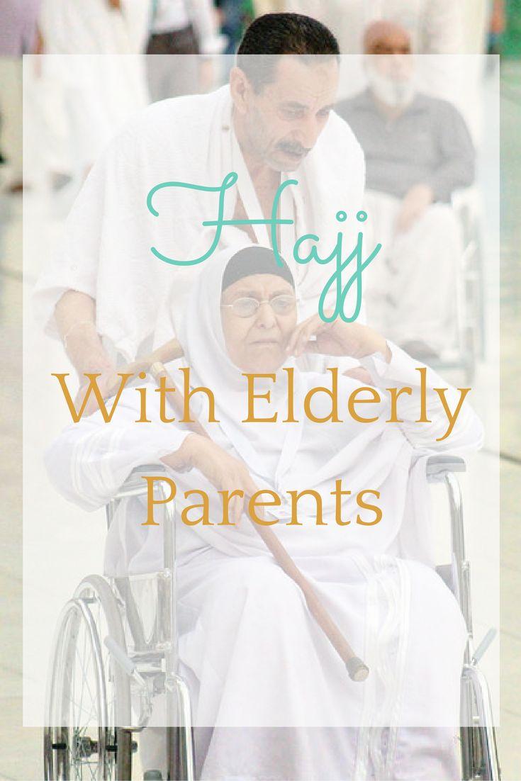 Hajj tips, packing tips, elderly, family