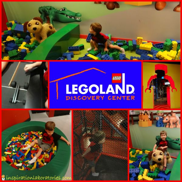 Our Visit to Legoland Discovery Center - includes tips before you go and what to expect when you get there