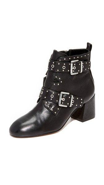 Chaussures - Bottes Cheville Minkoff Rebecca 4147mYAe