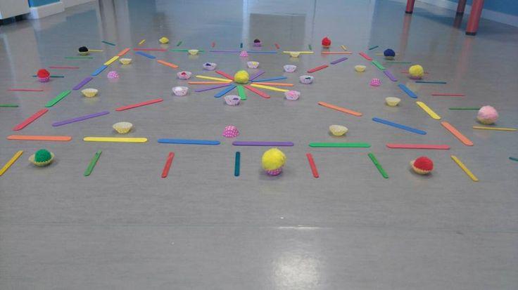 "Palitos, bolas... ""Primavera"" - Escuela Infantil Agasalle"
