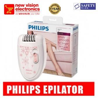 Buy Philips Epilator Model : HP 6420.PSB Safety Mark Approved.2 Years Warranty. online at Lazada. Discount prices and promotional sale on all. Free Shipping.