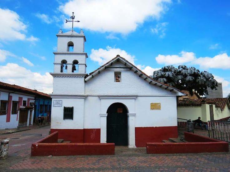 10. En 1969 se construyó la Ermita de San Miguel del Príncipe como una réplica de la Capilla del Humilladero